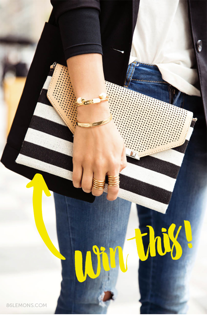 Stella Dot, Fall 2015 Collection, Giveaway, City Slim Clutch #vegan #veganleather #stelladot #clutch