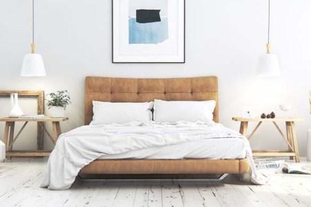 scandinavian bedroom design by nicolas jouslin
