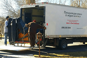 Albuquerque piano movers