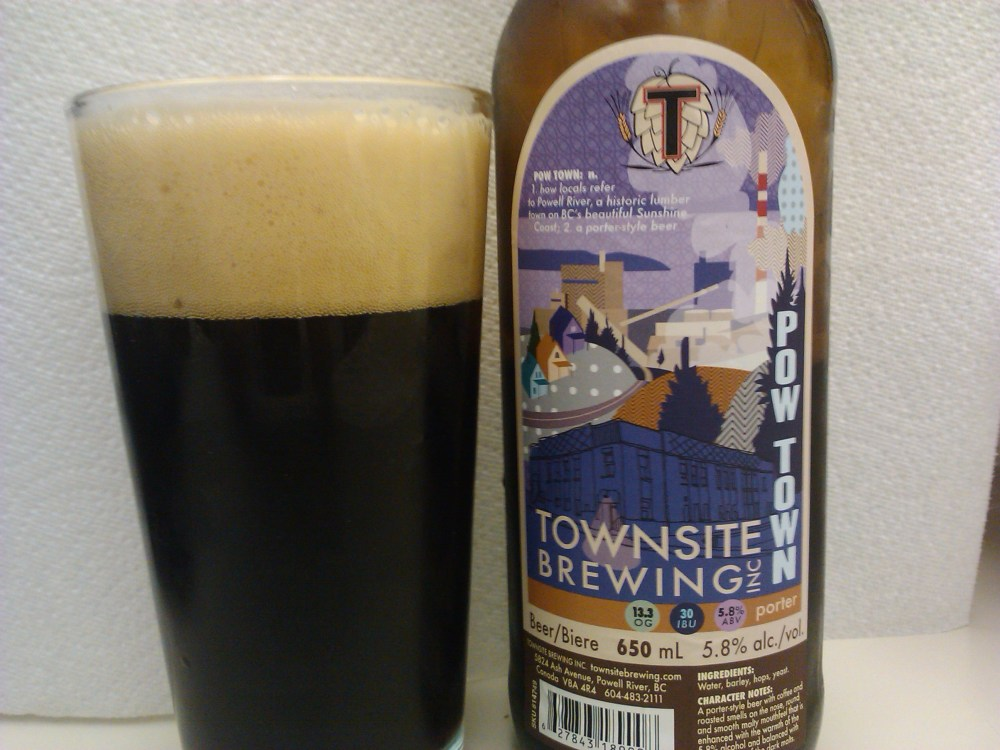 Pew Pew Double Shot Quick Review -Townsite Brewing (1/4)