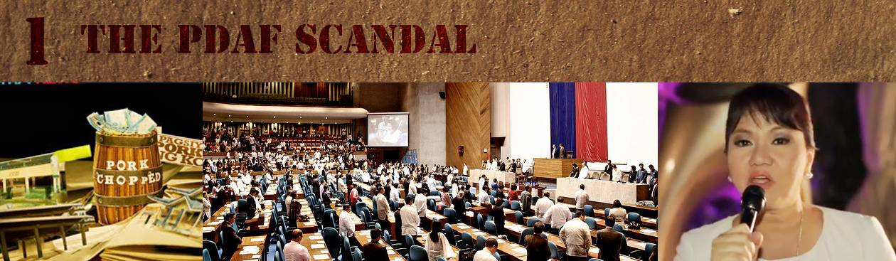 1. The PDAF Scandal