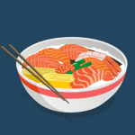 Chirashi Bowl Deconstruced thumbnail