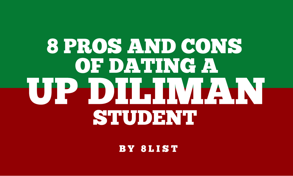 school pros cons being single dating relationship beginning