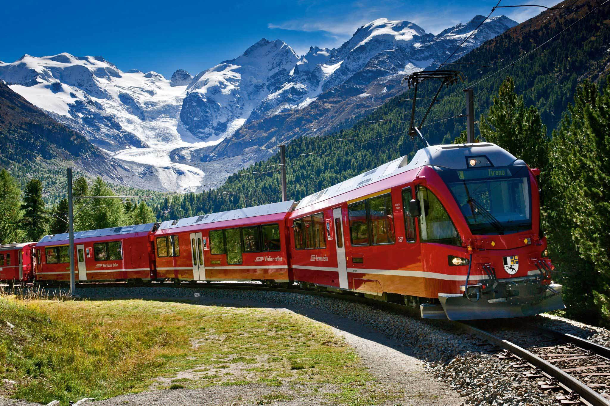 the 8 most beautiful train rides in the world