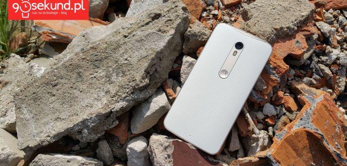 Lenovo/Motorola Moto X Style - 90sekund.pl
