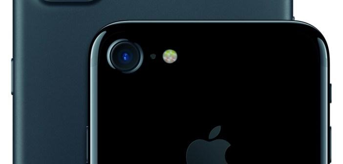 Aparaty w Apple iPhone 7 i iPhone 7 Plus - fot. mat. pras.