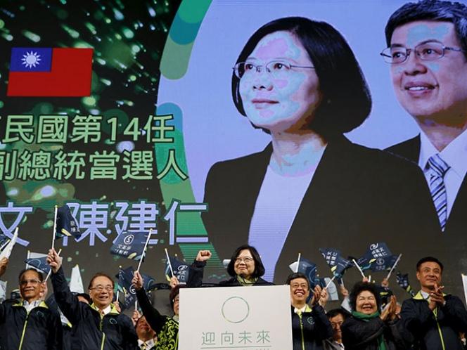 El Partido Nacionalista concedió su amplia derrota en las elecciones presidenciales ante la candidata del Partido Progresista Democrático (PPD). Foto: Reuters