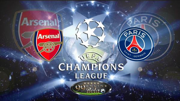 Arsenal vs PSG
