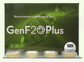 A Box of GenF20Plus Human Growth Hormone Releaser