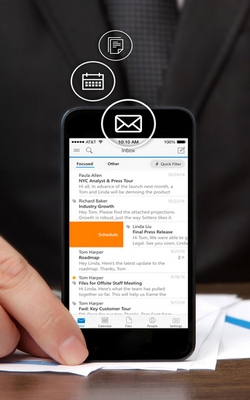 Microsoft Outlook for iPhone