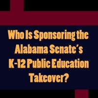 So Who Is Sponsoring the Senate Takeover of K-12 Public Education?