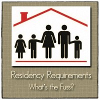 Residency Requirements - What's the Fuss?
