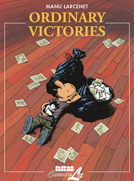 Cover of Ordinary Victories, by Manu Larcenet