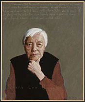 Portrait of Grace Lee Boggs