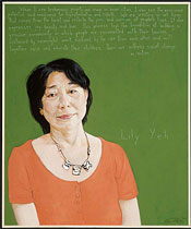 Portrait of Lily Yeh