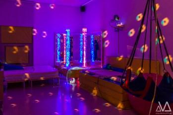 ASPACE - Modulo Ocupacional - Sala Terapia Multisensorial