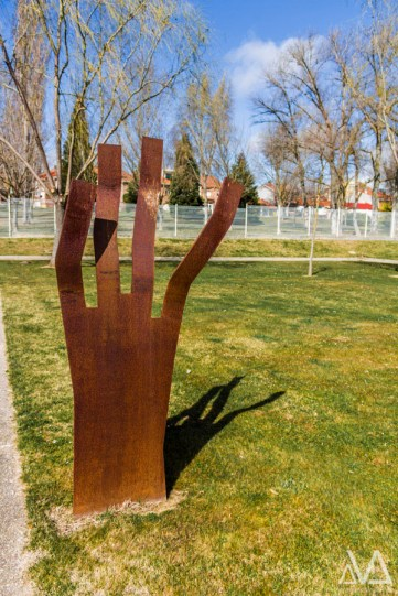 ASPACE - Jardin - Escultura