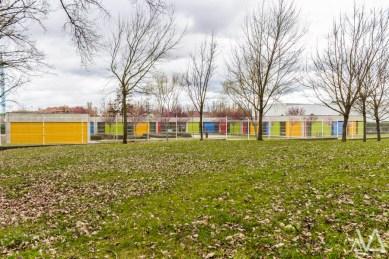 ASPACE - Entorno Parque del Canal de Castilla