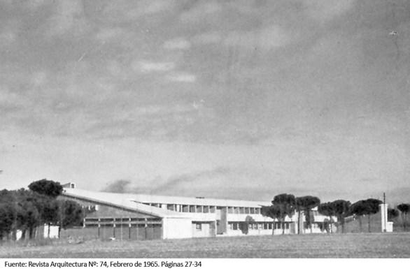 1965 - aVA - Revista Arquitectura - Colegio Sagrada Familia (1)