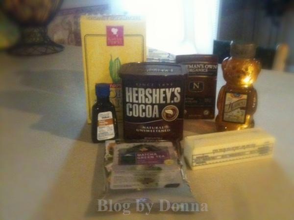 Mocafe Matcha Green Tea Chocolate Pudding Recipe