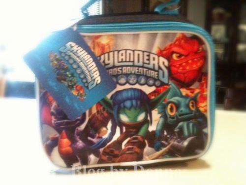 Skylander Lunch box