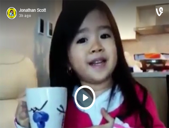 Everyone Can Learn Something from THIS Priceless Little Girl