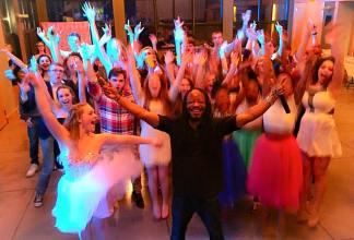 DJ One Tyme - Sweet 16 DJ Party DJ