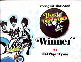 BEST OF TOLEDO DJ 2015
