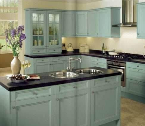 Beautiful kitchens 3 things to make your kitchen look for Kitchen ideas homebase