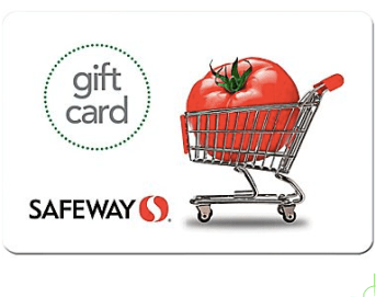 Staples Now Sells Safeway Gift Cards
