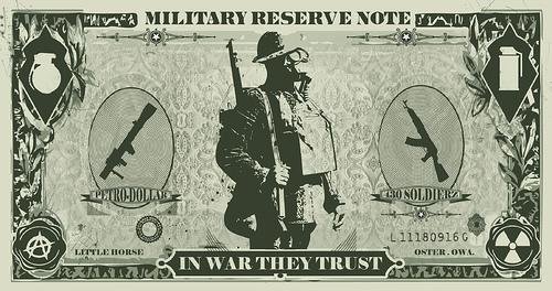money cartel note