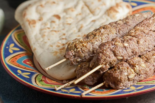 lamb kebabs