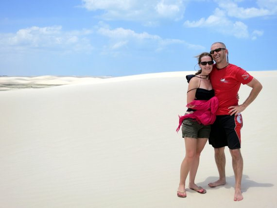 Dunes of Jericoacoara, Brazil