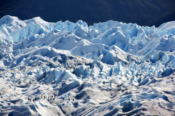 Big Ice Hike at Perito Moreno