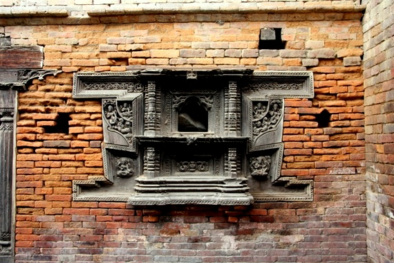 nepal window design