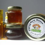 Raw Honey from Honeybee Herbs