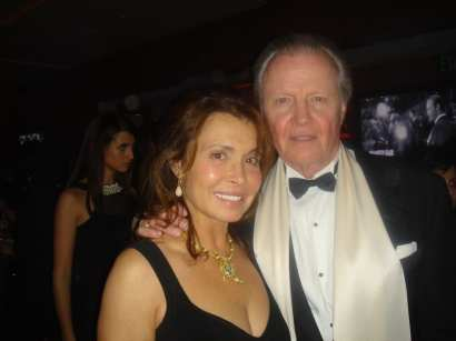 Irene & Jon Voight
