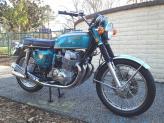 Honda CB750 1969 prototype 29