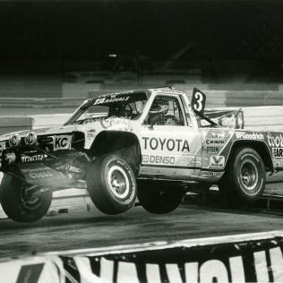 Rod Millen Toyota Stadium truck