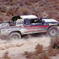 Toyota Off Road Racing