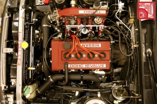 182-DL0557_Utilitas Nissan Skyline R30