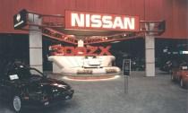 1988 Chicago Auto Show Nissan