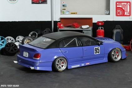 Yordy Kolner 1-18 Toyota Aristo 02