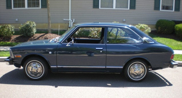 1974 Toyota Corolla 1600 Deluxe 04