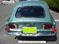 Honda S800 12k-mile 04