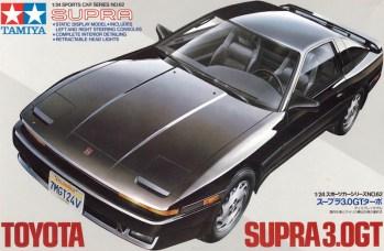 Tamiya Toyota Supra MA71