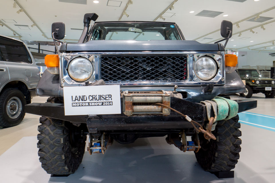 Land Cruiser Motor Show in Tokyo celebrates Japanese re-release of 70-Series - Toyota Land Cruiser 70 Series 30