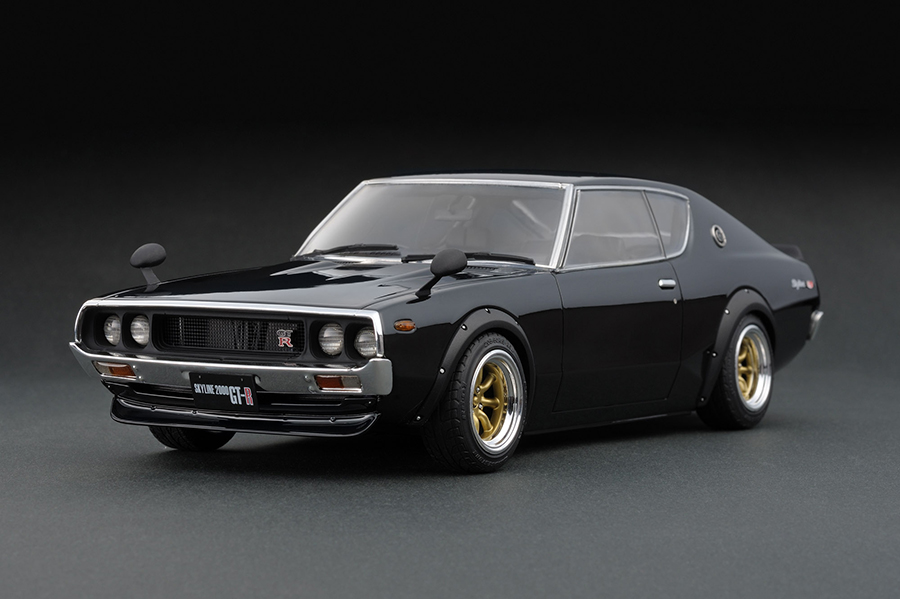 Minicars Igniton Models 1 18 Kenmeri Nissan Skyline Gt R