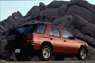 1994 Isuzu Rodeo V6 2WD LS