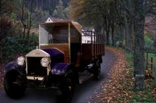 Isuzu Wolseley 1924